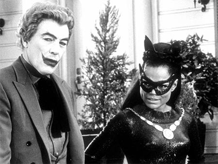 catwoman joker