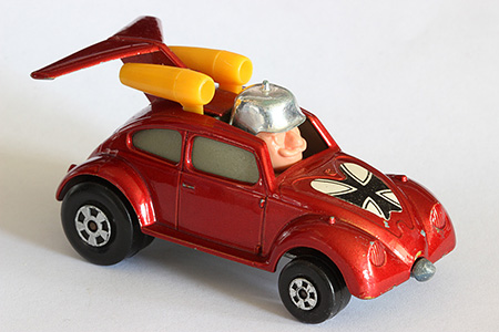 matchbox flying bug