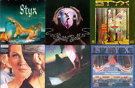 styx albums