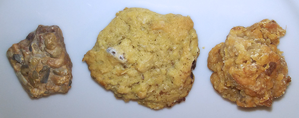 rock sausage ball cookie