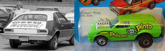 hot wheels poison pinto