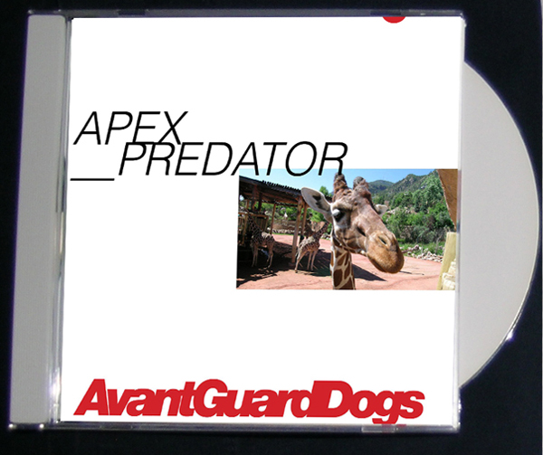 avan guard dogs apex predator